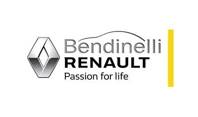 logo concessionaria bendinelli