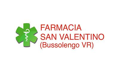 logo farmacia sanvalentino - bussolengo (vr)