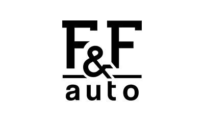 logo f&f auto