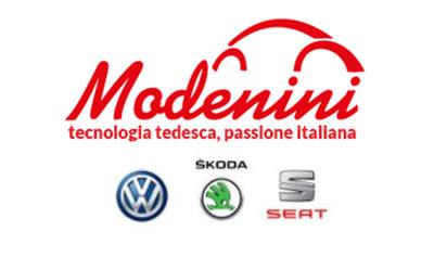 logo concessionaria modenini