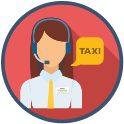 How to book a taxi in Verona