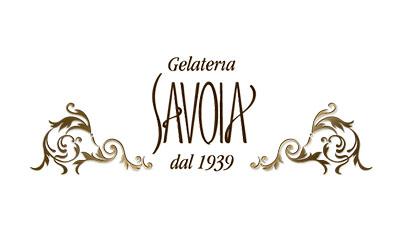 logo gelateria savoia