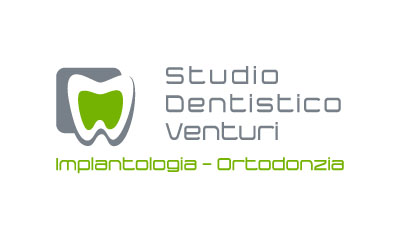 logo studio dentistico venturi