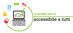 sito web accessibile -Yeah! 2018